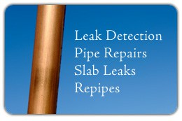 leak detection san jose