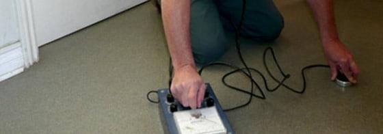electronic leak detection