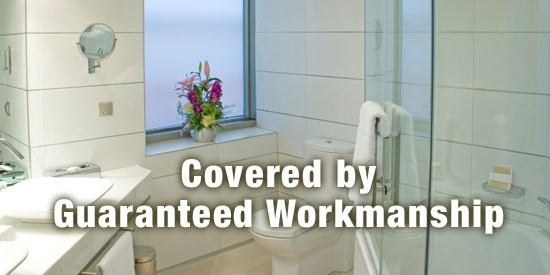 Guaranteed Workmanship from a plumber San Jose
