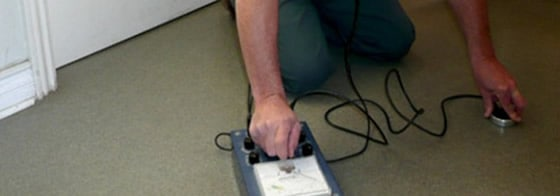 electronic leak detection