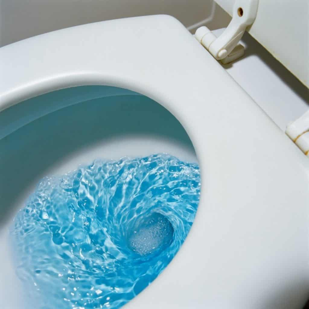 Toilet Won\'t Flush All the Way